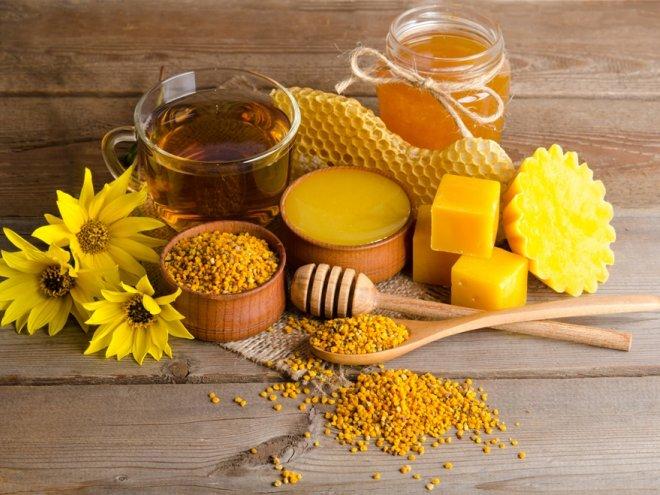Продукты пчеловодства и суставы лечебная физкультура позвоночника суставов